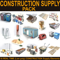 Construction Supply Pack
