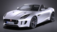 Jaguar F-Type British Design Edition Cabrio 2017