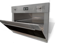 Wall Mounted Oven Premium