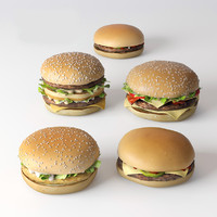 Collection burger