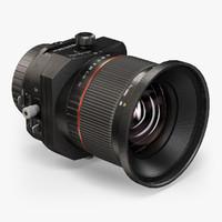 Rokinon 24mm f/3.5 Lens
