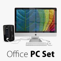 Apple Office PC Set