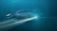 Nautilus submarine (by Jules Verne tales)