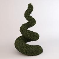 Topiary Hedge