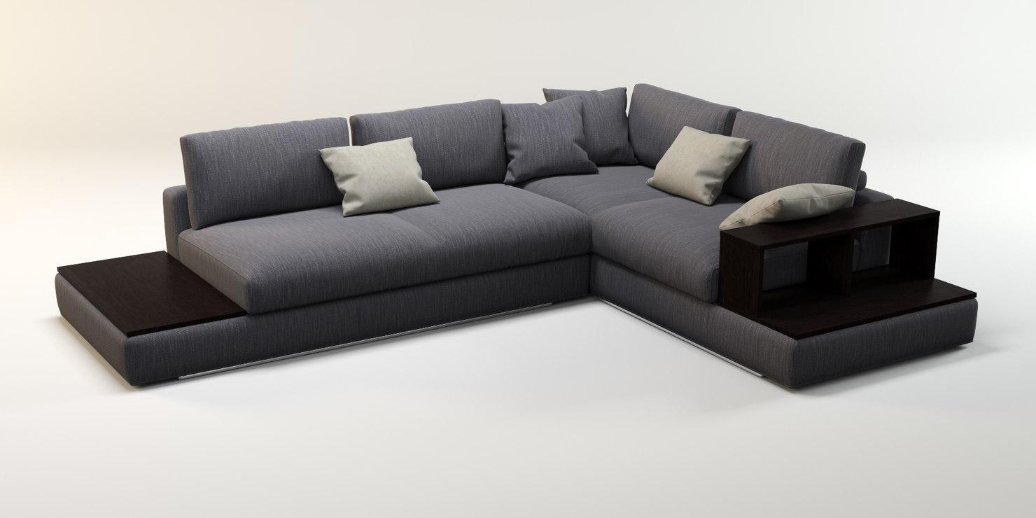 3d 3ds Sofa Ditre Italia