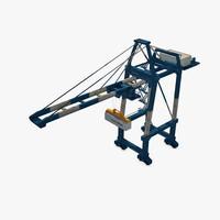 Port Container Crane