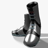 Scifi Boots