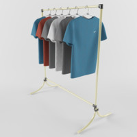 T-shirt nike with hanger