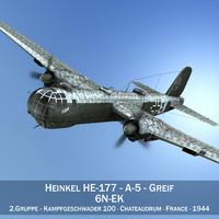 Heinkel He-177 - Greif - 6NEK