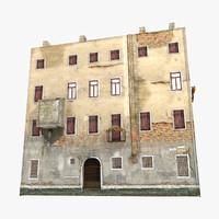 Venice Italian Old House 4