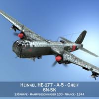 Heinkel He-177 - Greif - 6NSK