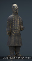 Terracotta Warriors [Officer]