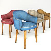 Chair Martin Deep Line