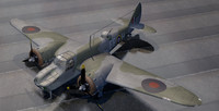 Bristol Bolingbroke Mk-4F (RCAF)