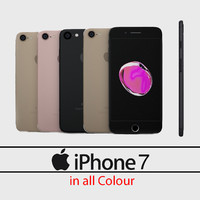 Apple Iphone 7 in All Colour