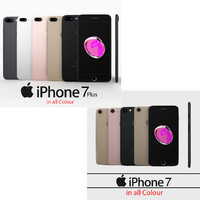 Apple Iphone 7 & 7 Plus in all colour