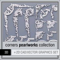 1D_Pearlworks Corners collection