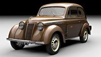 Renault Juvaquatre 1947