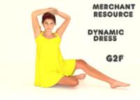 Genesis 2 Dynamic Dress 2 Merchant Resource