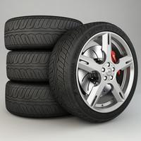 Wheel AEZ Tacana