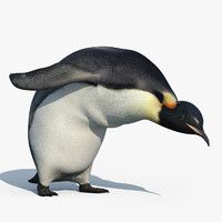 Emperor Penguin(RIGGED)
