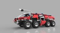LEGO Technic 8454