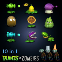 plants vs Zombie collection