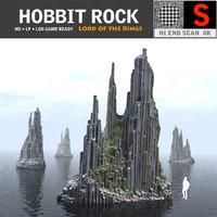 HOBBIT Cliff scan 8K