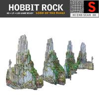 HOBBIT ROCK scan 8K