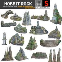 HOBBIT Cliff PACK 17