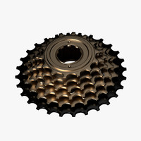 Bicycle Freewheel 6s