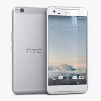 HTC One X9 Opal Silver