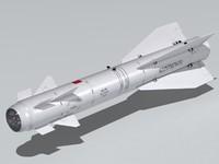 Kh-29T missile.