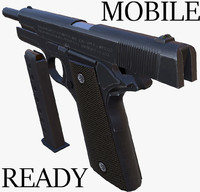 Colt 1911 Mobile Ready
