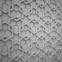 islamic pattern 3d max