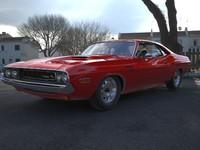 Dodge Challenger 1970 hemi