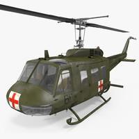 Bell UH-1 Iroquois MedEvac
