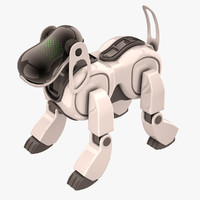 Sony Aibo Dog White