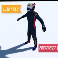 Torro Rosso Formula 1 driver