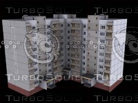 Russian House 9 Floors 10