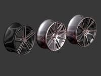 Brabus style  wheels