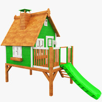 The house for children
