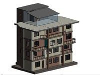 House Basic Model Revit
