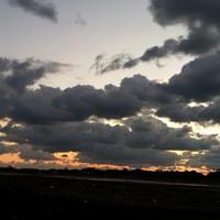 Very nice sea clouds