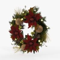 Christmas Wreath 02