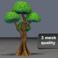 Tree Toon Ficus