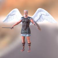 Archangel Old man