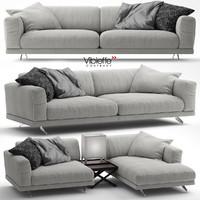 Vibieffe 470 FANCY Sectional sofa