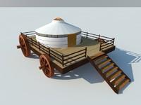 yurt on wheels
