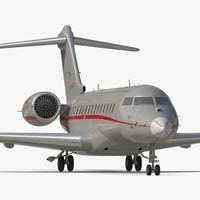Business Jet Global 6000